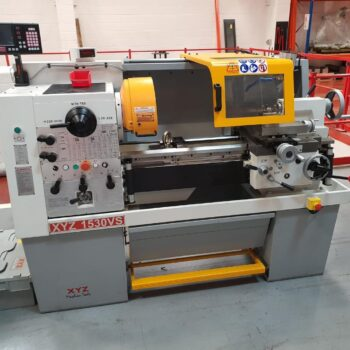 Ex Demo XYZ 1530 VS Manual Lathe with DRO