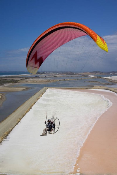 Gilo Industries Paramotor