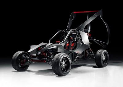 XYZ Machine Tools helps Gilo Industries create adventurous engineering solutions