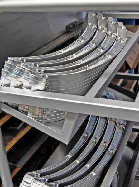 Gilo Industries Parajet components