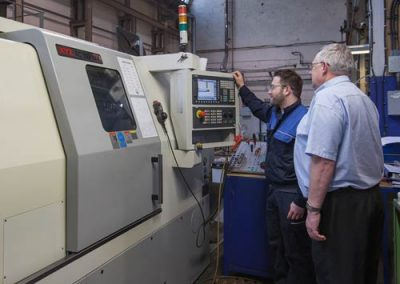 Award winning Helipebs Controls expands its markets with help from XYZ machines