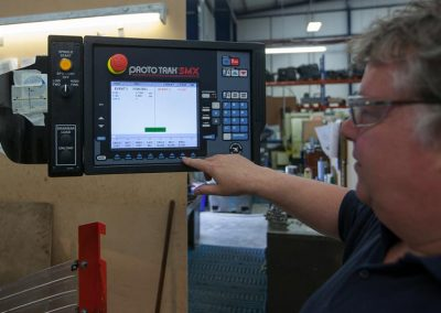 Fluid Research's transition to CNC  with XYZ boosts productivity