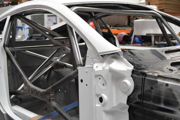 BMS - Roll Cage