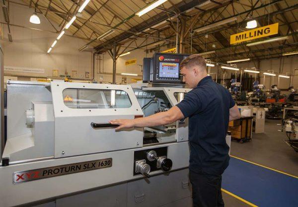 Midland Group Training Services - XYZ Proturn SLX 1630
