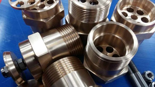 Pierce Precision - Examples of machined parts