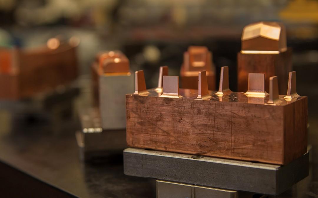 XYZ - BK Tooling Electrode
