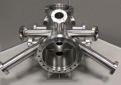 Hivac adds capacity  with heavy-duty XYZ machines