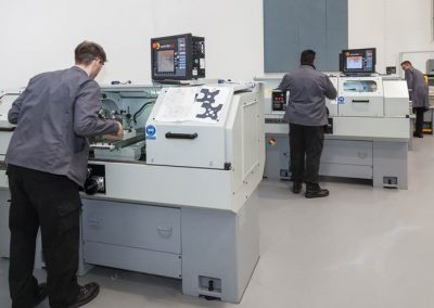 Training steps lead to the next generation of engineering talent at MTC