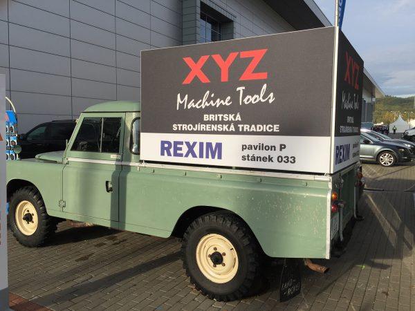 XYZ Rexim Land Rover
