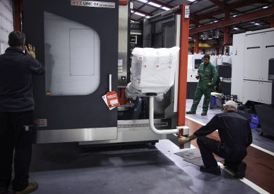 XYZ Machine Tools awarded major safety accreditation