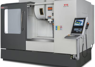 Seven machine HD VMC range launched by XYZ Machine Tools