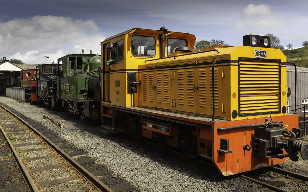 Welshpool Engines