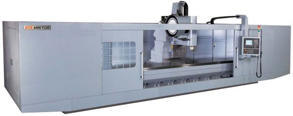 XYZ Travelling Column Machine