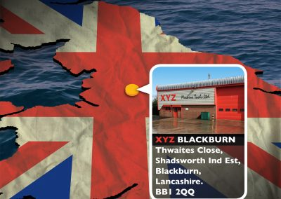 Showroom clearance on 18th October adds incentive to visit XYZ's Blackburn open house