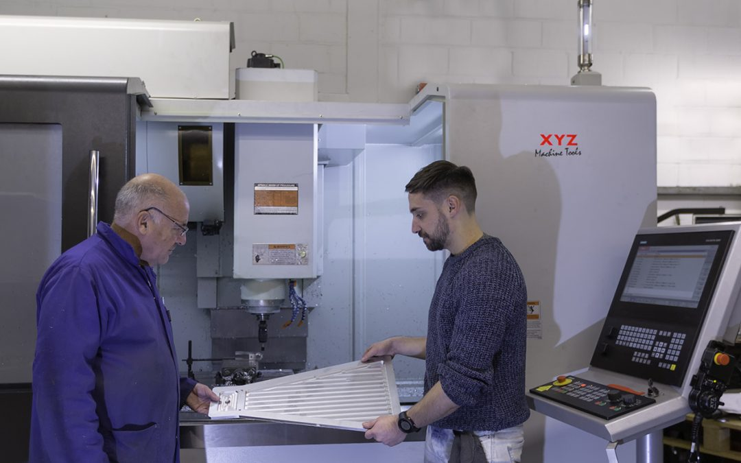 MKB Precision Engineering goes large with XYZ Machine Tools