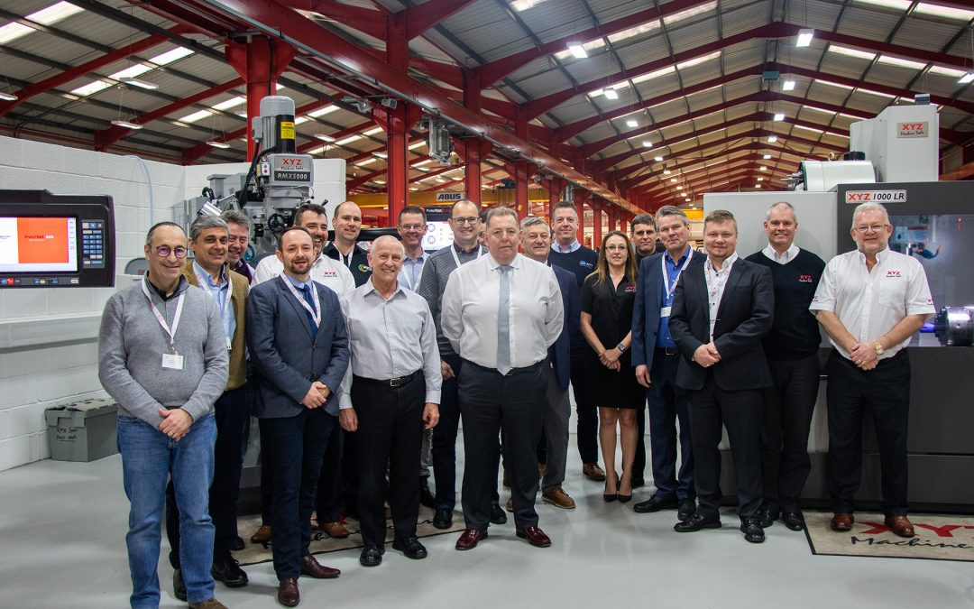 European distributors excited by the latest ProtoTRAK control