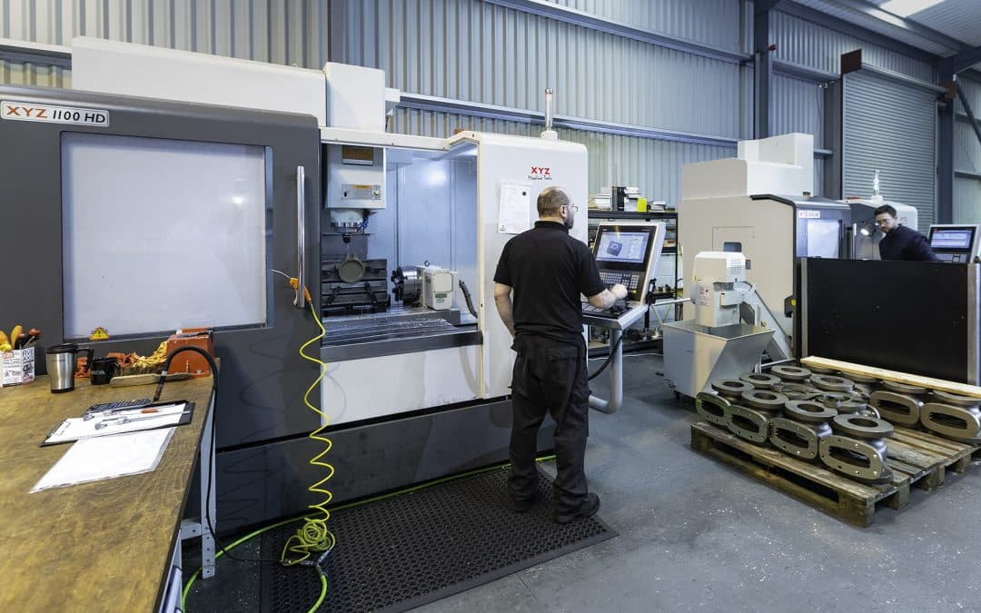 From the seed of an idea to reality for Expert Precision Engineering