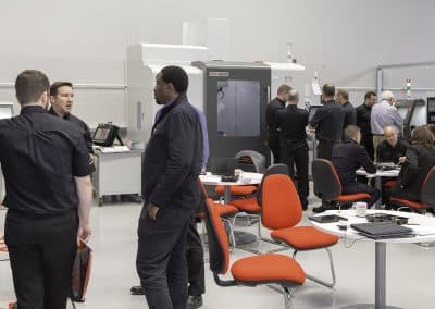 Positive start to new financial year for XYZ Machine Tools