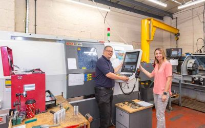 Fawcett achieves balance with turning capacity from XYZ Machine Tools