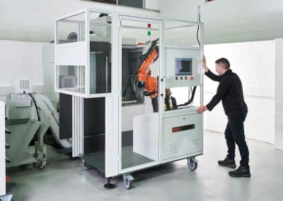 Automation takes centre stage  for XYZ Machine Tools