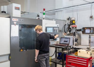 Mitre Industries adds machining  to its portfolio