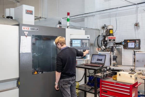 Mitre Industries - XYZ 1000 LR