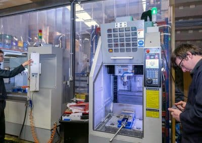 Nacom Automation sees business grow thanks to machining investment strategy