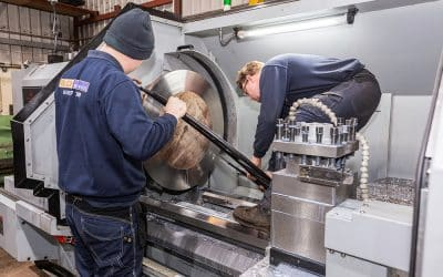 Machining capacity drives growth  for BCH Services
