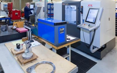 Fast Make specialist Raysun Innovative Ltd turns to XYZ for toolroom update