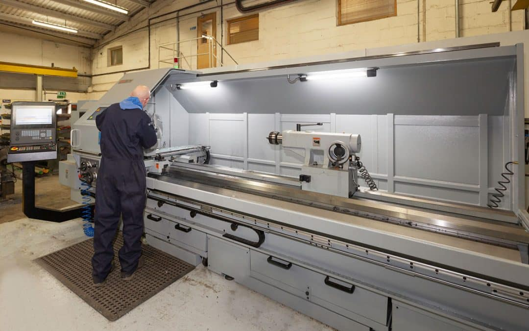 Wykes Engineering powers green energy drive with help from XYZ Machine Tools