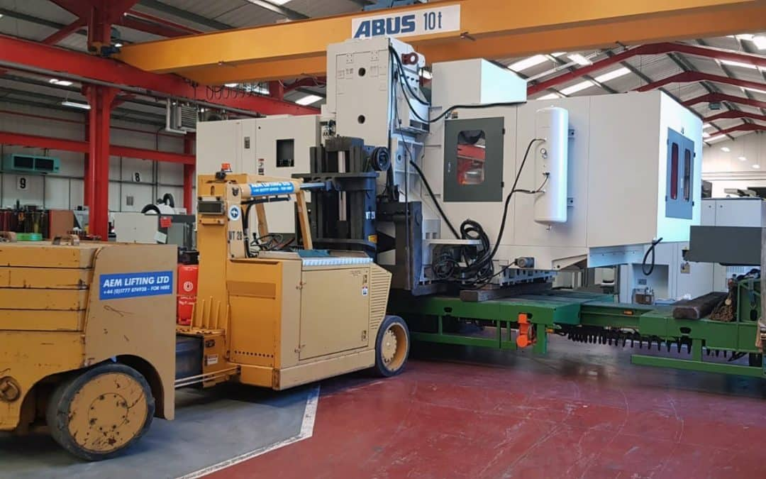 Pendle Engineering plan for the long-term and takes delivery of its fourth XYZ machine