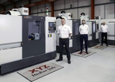 XYZ Machine Tools strengthens sales team