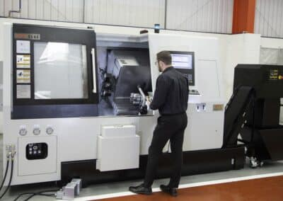 Ground-breaking sub-spindle lathe now available from XYZ Machine Tools