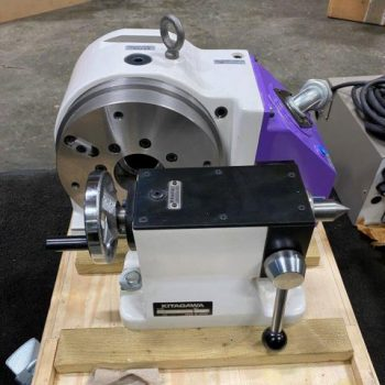 Kitagawa 4th Axis Indexer with Control Unit (ProtoTRAK)