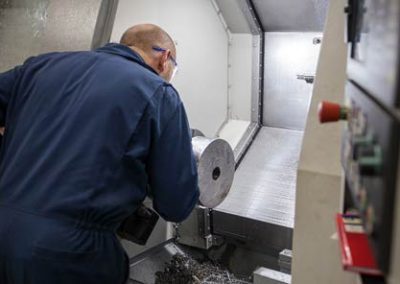 Bronte Precision Engineering  gears up for productivity