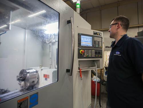 Bronte Precision Engineering - XYZ 1020 VMC