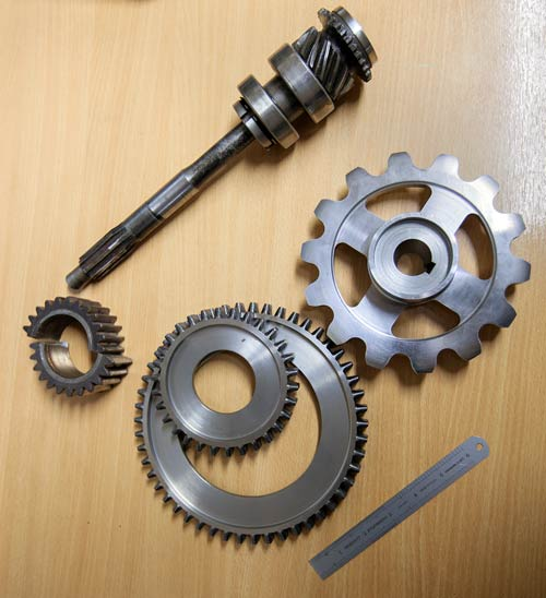 Bronte Precision Engineering - Parts