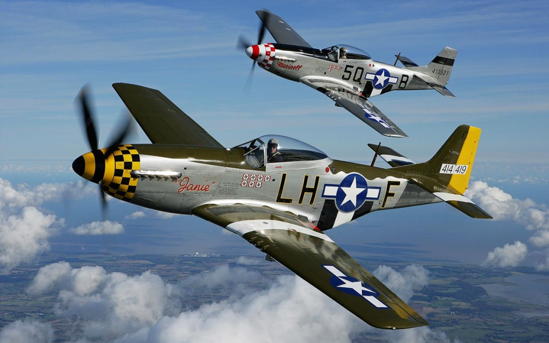 Subcontractor helps keep Warbirds in the air