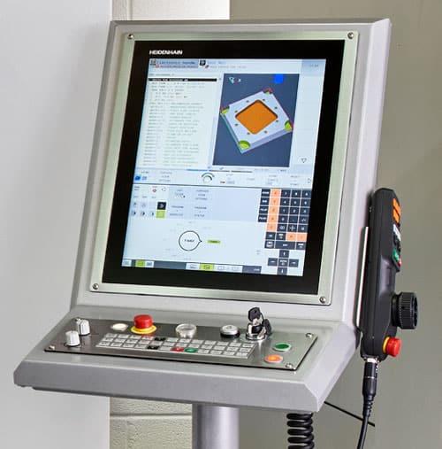 Heidenhain TNC 620 Control