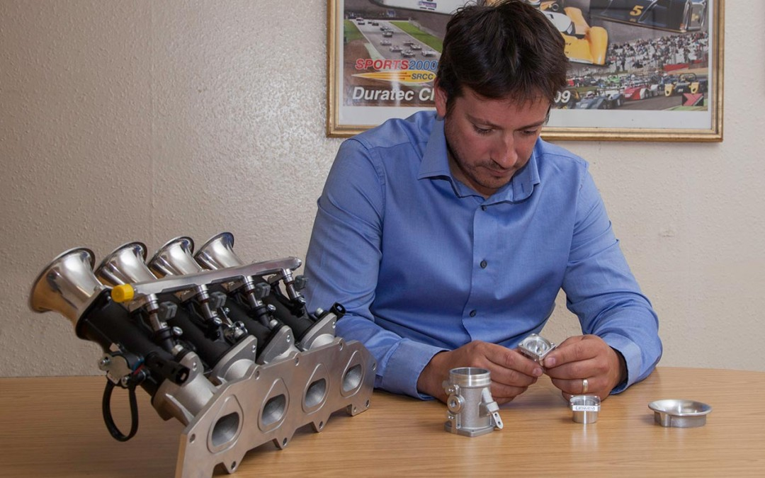 From passion to sustainable business – Jenvey Dynamics invests for the future