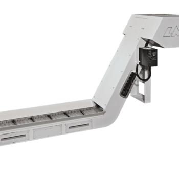 New LNS MH500 Swarf Conveyor & Bin (1100HD)-1
