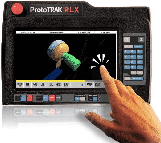 ProtoTRAK RLX Control
