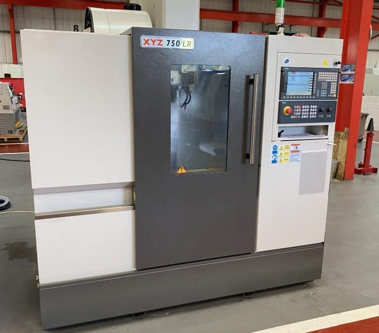 Ex Demo 750 LR VMC with 24 Station Tool Changer