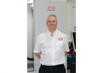 First impressions stick for XYZ Machine Tools' new Commercial Director