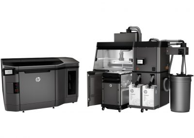 Moving 3D printing into the production environment