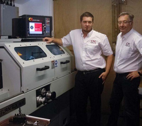 CPC Engineering - Ian and Chris