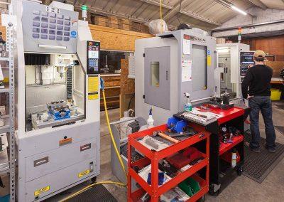 Precision Edge fills capacity gap with Lean Production Machine