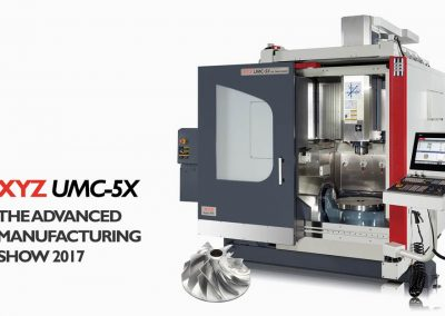 UMC-5X makes its UK exhibition debut