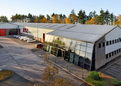 XYZ Machine Tools' sales are on the up