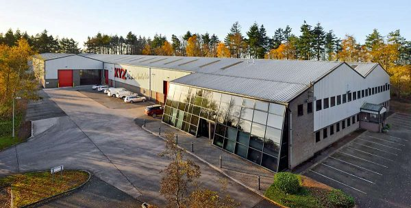 XYZ Machine Tools - Head Office